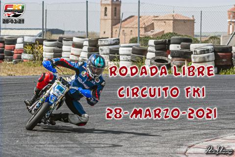 Rodada libre FK1   --   28-03-21