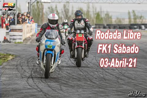 Rodada libre FK1 03-04-2021