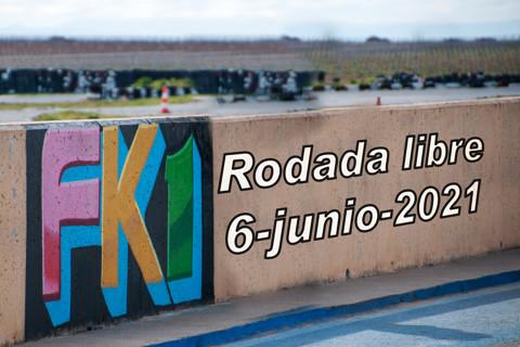Rodada libre FK1 06-06-2021