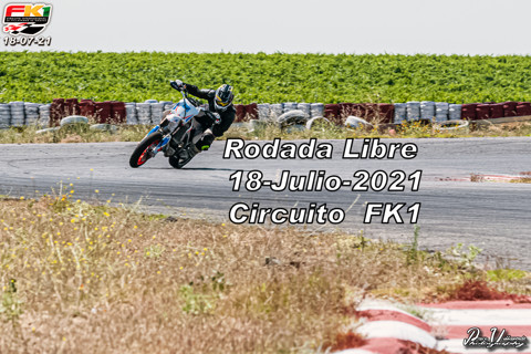 Rodada libre FK1 18-07-2021