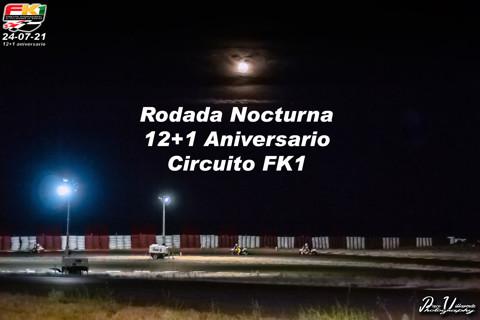 12+1 aniversario FK1 Nocturno